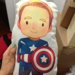 Cap pillow
