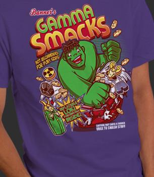 Gamma Smacks!
