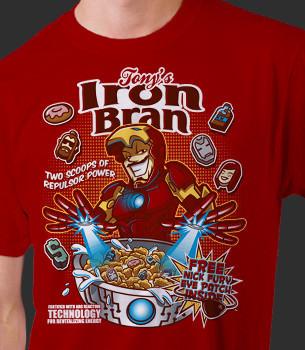 Iron Bran!