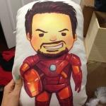 Ironman Pillow