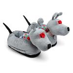 K-9 slippers!