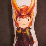 Loki pillow