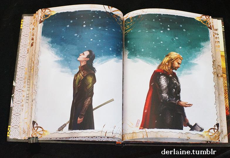 Loki: A scrapbook