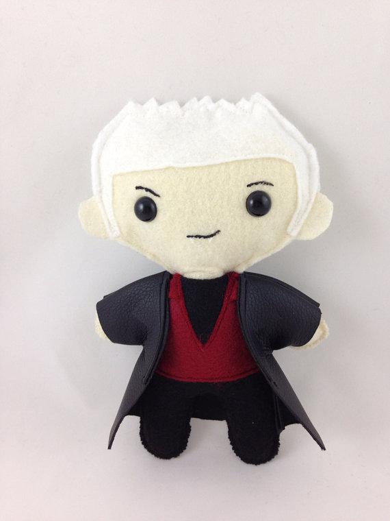 Spike plush doll!
