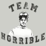 Team-Horrible-Art-Shirt