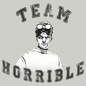 Team-Horrible-Art-Shirt