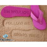 Follow me Bring wine