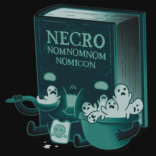 Necro nom nom nom