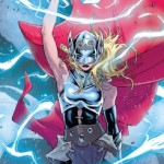 Jane Foster THOR! is also kind of a badass THOR!