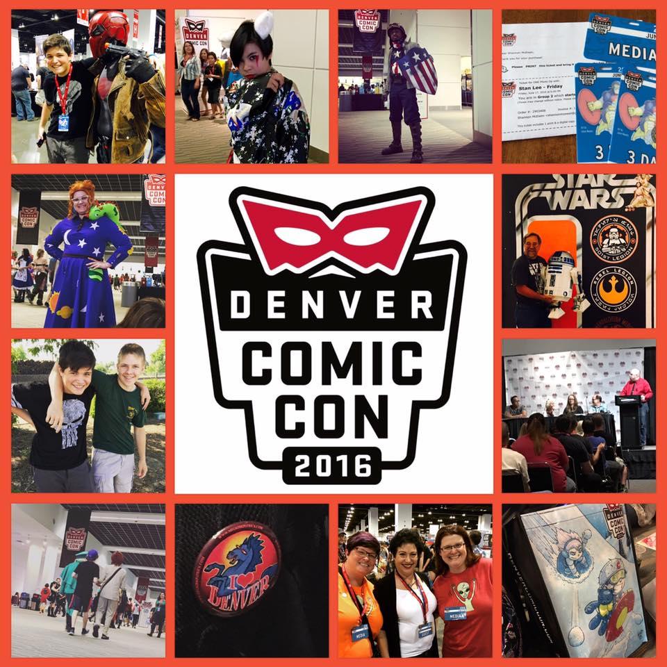 Diary of a Comic Con Veteran: Day 1