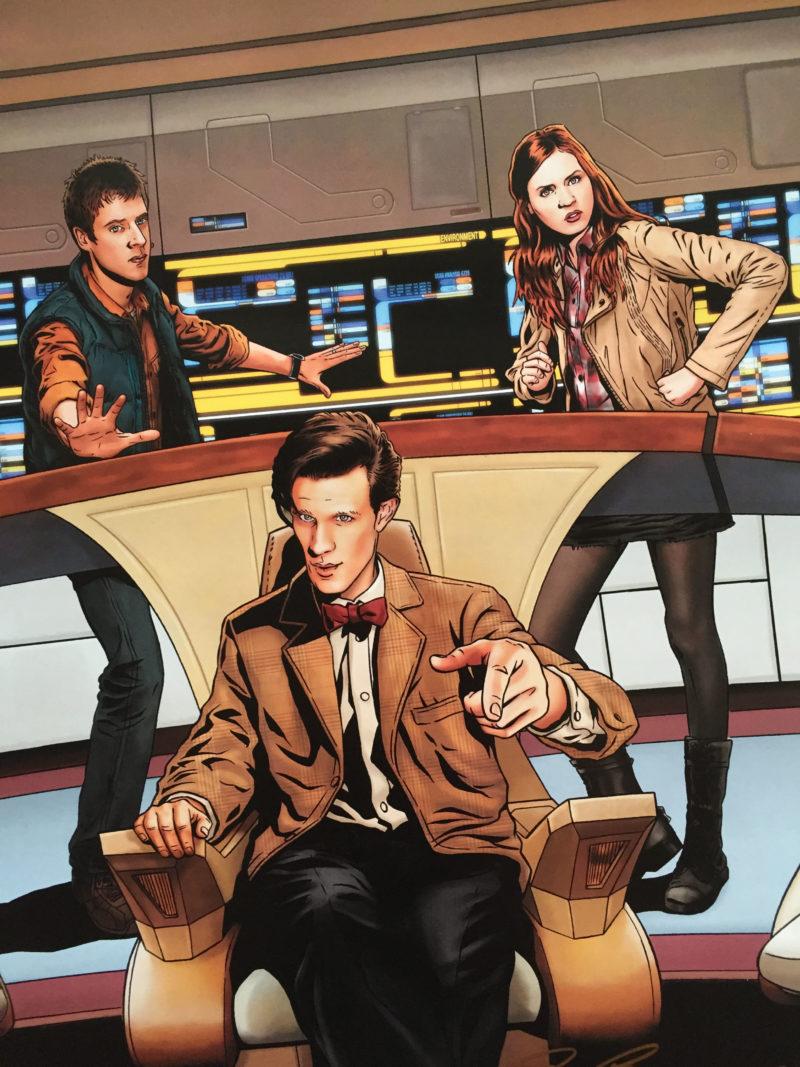 Doctor_Who_Star_Trek_by_Joe_Corroney