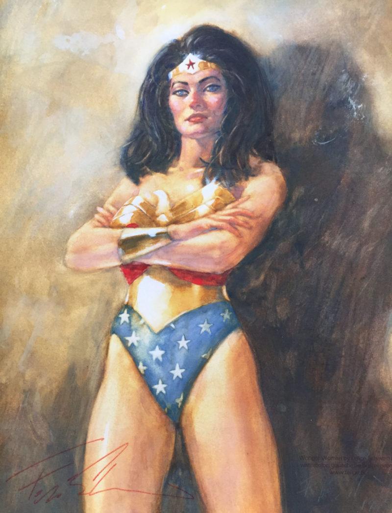 Wonder_Woman_by_Felipe_Echevarria