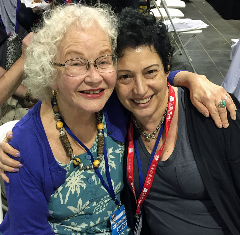Trina Robbins Interview!