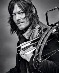 Let's all just enjoy this photo of Daryl in happier times.