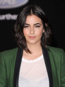 Hi. I'm Alanna Masterson. I'm super pretty in real life.