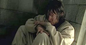 Sad Daryl is sad.