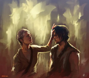 Caryl by akimao on deviantart