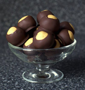 Smitten Kitchen Buckeyes!