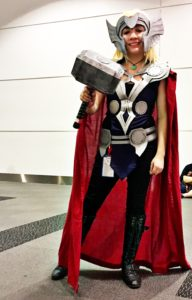 THOR!  Man, THOR! is the best.