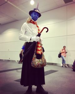 Is it Yondu? Or is it Mary Poppins? You decide!