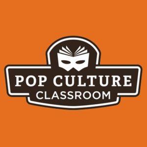 Pop Culture Classroom Logo