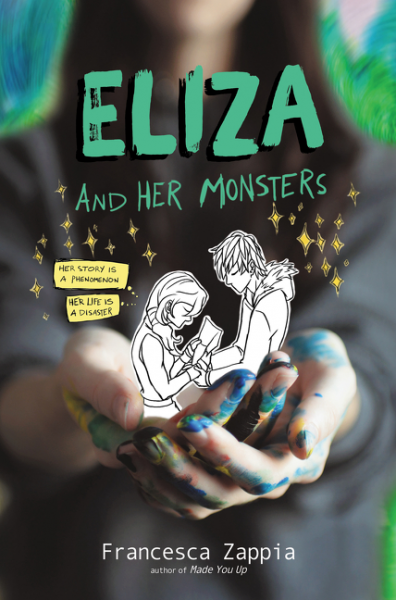 Shannis Reacts: Eliza And Her Monsters (a book by Francesca Zappia)