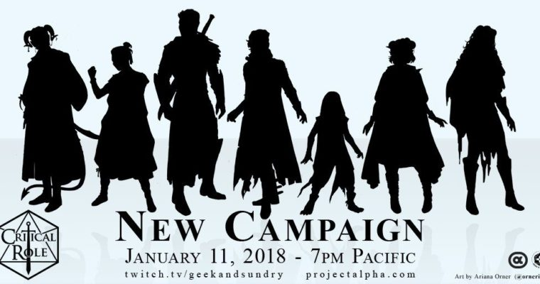 Critical Reaction: Critical Role's New Campaign Begins